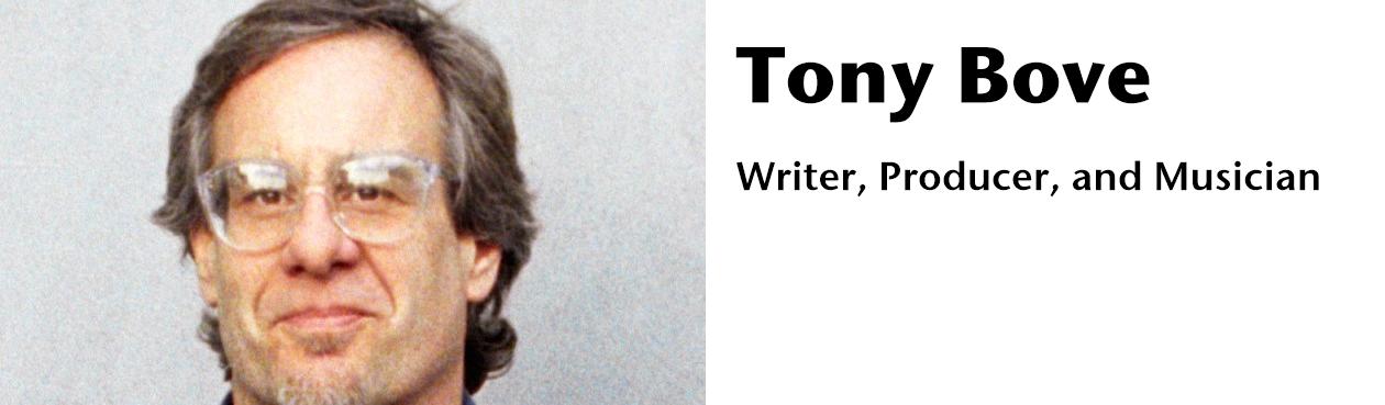 Tony Bove